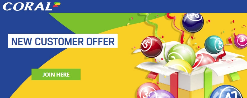 Coral Bingo Promo Code 2019: £50 Bingo Bonus for July