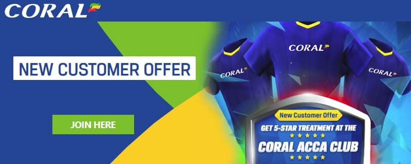 Coral Acca Free Bets - Free Promotion Code