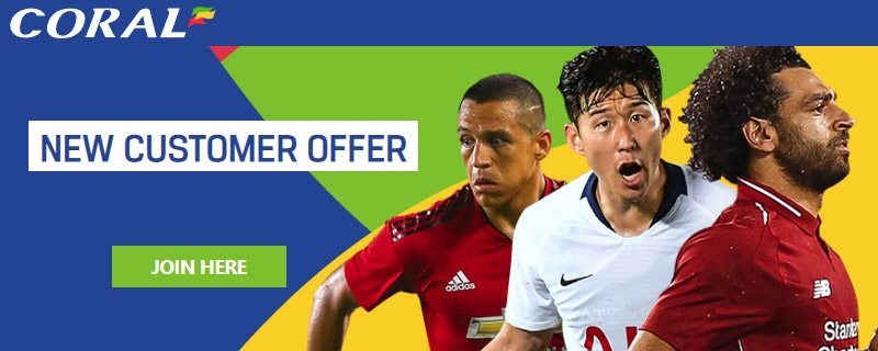 Coral Football Betting Bonus - FreePromotionCode