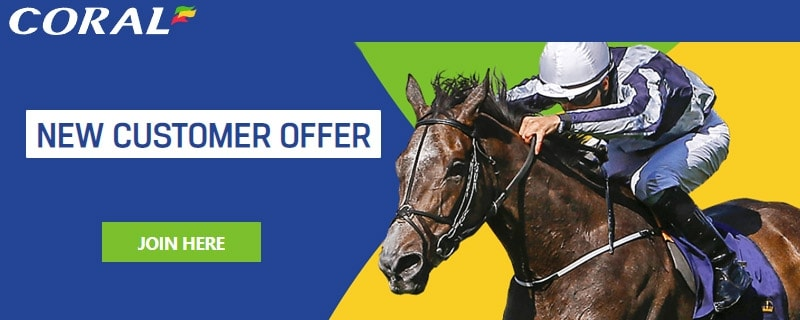 Coral Horse Racing Free Bets - FreePromotionCode